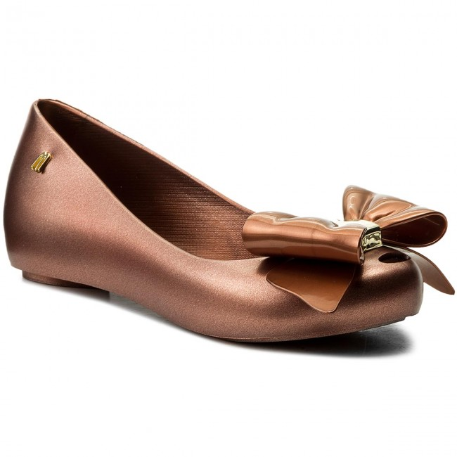 Ballerinas MELISSA                                                    Ultragirl Sweet XIV Ad 32252 Copper 06559