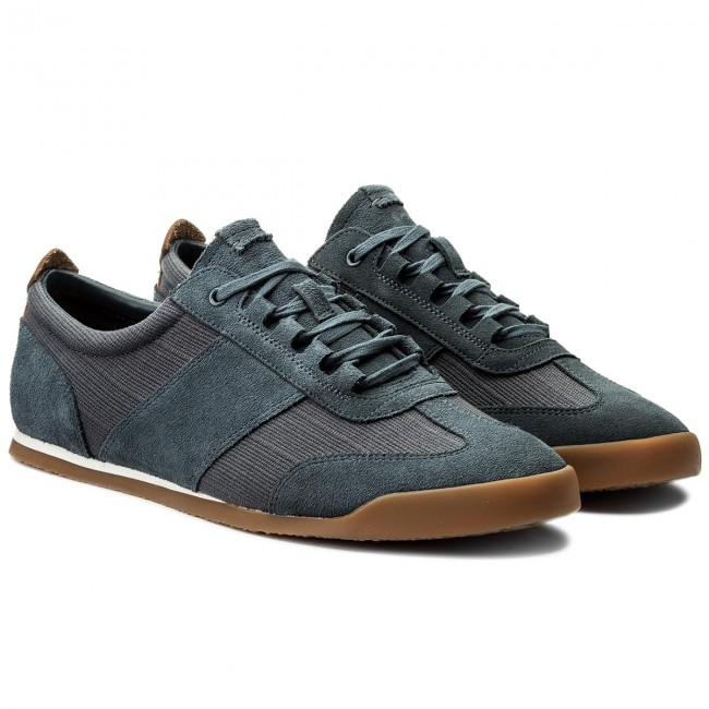 Sneakers CLARKS-Siddal Mix 261322217 Blue Combi