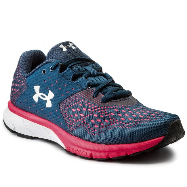Schuhe UNDER ARMOUR-Ua W Charged Rebel 1298670-918 Tui/Ptp/Msv Werbe Schuhe