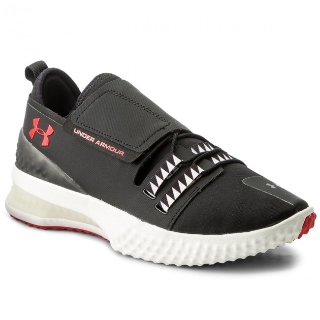 Schuhe UNDER ARMOUR-Ua Ali Architech 3Di Ali ARMOUR-Ua 1302749-001 Blk/Stn/Rtr 23d80f