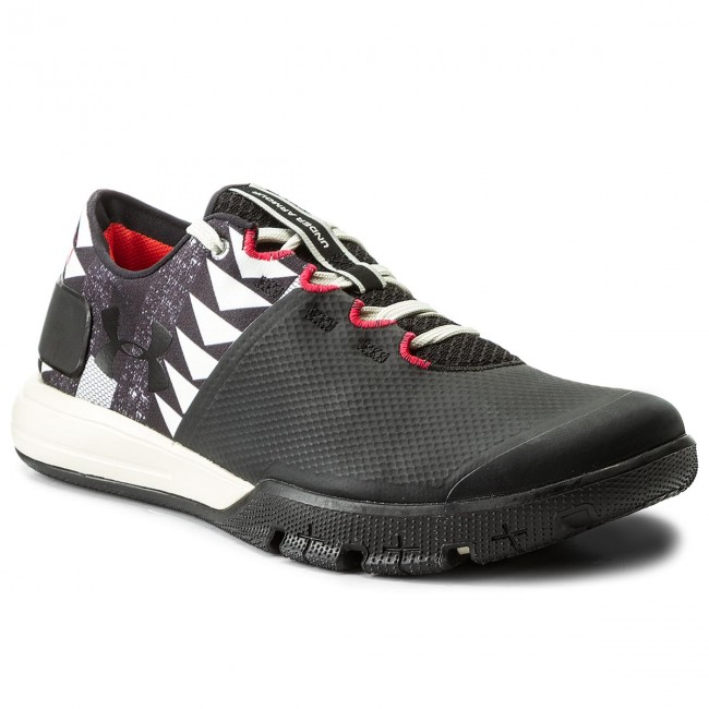 Schuhe UNDER ARMOUR-Ua Charged Ultimate 2.0 Ali 1302752-001 Blk/Stn/Blk