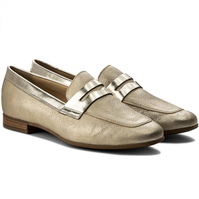 Lords Schuhe GEOX                                                      D Marlyna D828PB 0KYBN C2005 Gold 3988f0