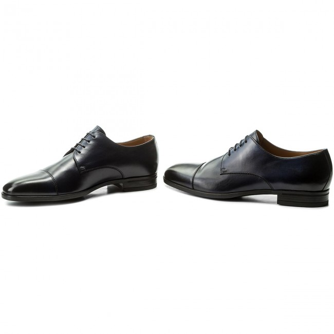 Halbschuhe BOSS-Kensington Blue 50379826 10201996 01 Dark Blue BOSS-Kensington 401 9e72ad
