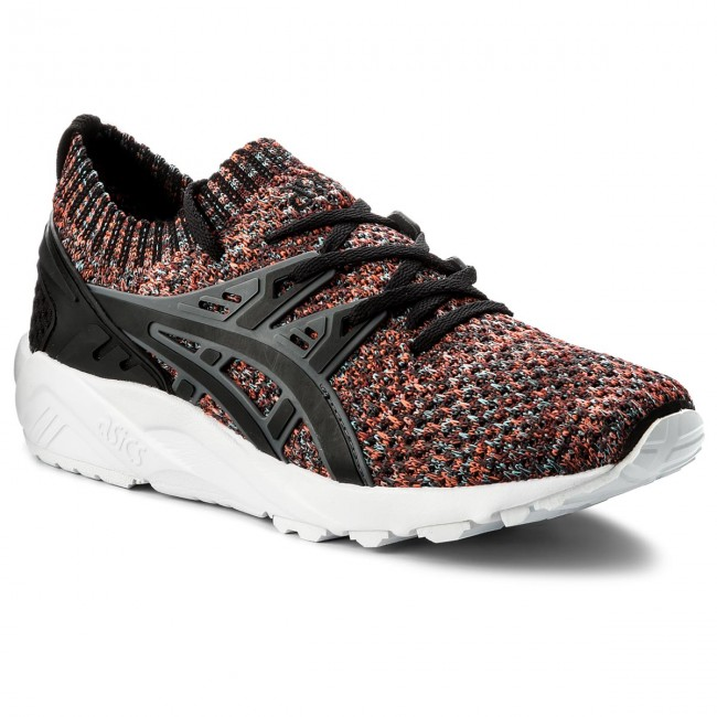 Sneakers ASICS-TIGER Gel-Kayano Trainer Knit Werbe HN7M4 Carbon/Black 9790 Werbe Knit Schuhe 13f759