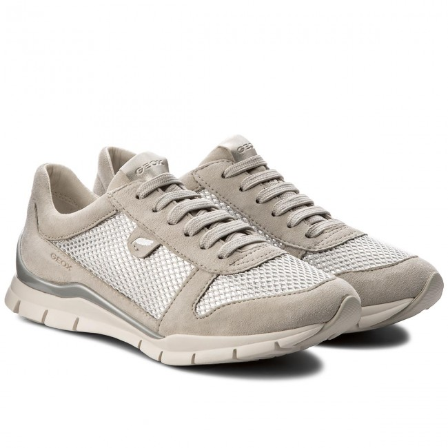 Sneakers GEOX                                                      D Sukie A D52F2A 021GN C1008 Ivory cb657a