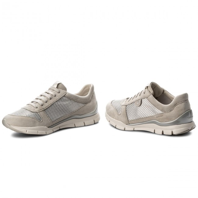 Sneakers GEOX                                                      D Sukie A D52F2A 021GN C1008 Ivory 6602c7