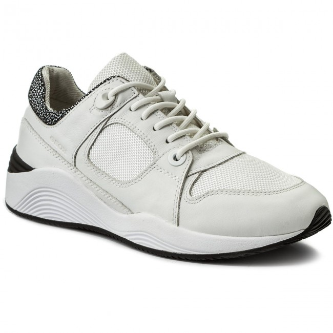 Sneakers GEOX                                                    D Omaya A D540SA 08588 C1000 White