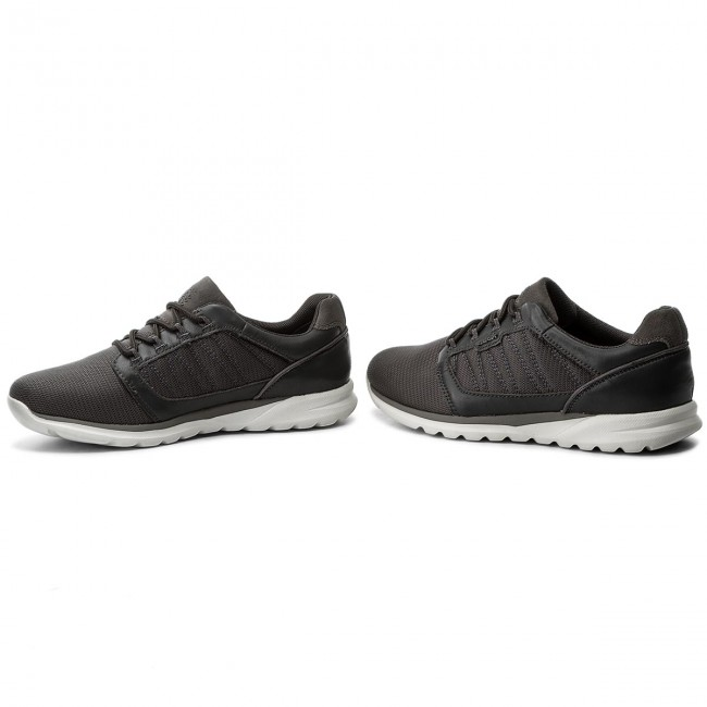 Sneakers GEOX-U Damian Anthracite A U720HA 01485 C9004 Anthracite Damian 4306ee