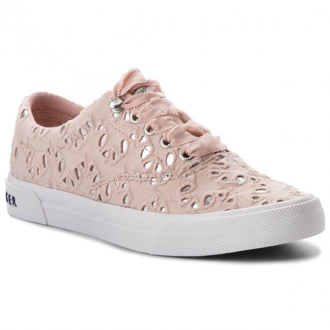 Turnschuhe TOMMY HILFIGER                                                      Heritage Metallic Star Sneaker FW0FW02472 Dusty Rose 502 19f33e