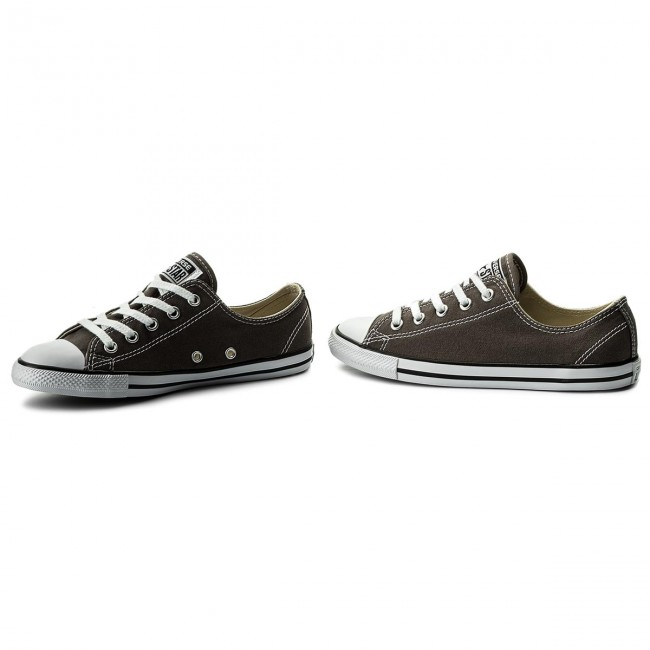 Sportschuhe CONVERSE Dainty  Ctas Dainty CONVERSE Ox 532353C Charcoal 46f3f6