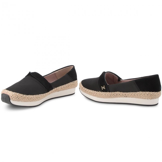 Espadrilles BUTTERFLY  TWISTS     BUTTERFLY                                                Maya BT31-009-001 schwarz 614983