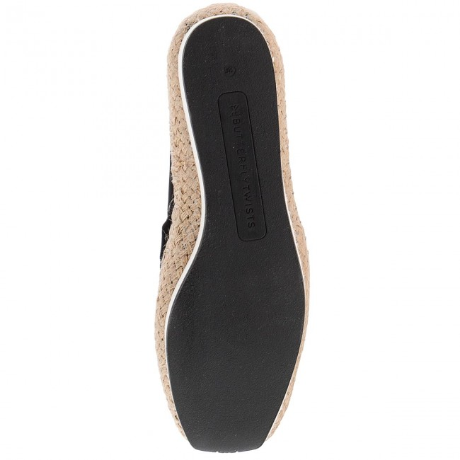 Espadrilles BUTTERFLY TWISTS                                                    Maya BT31-009-001 Black