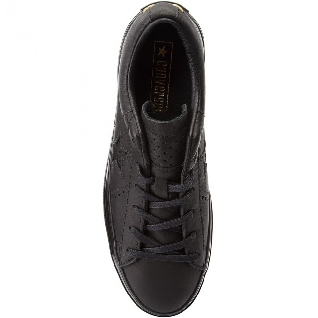 Sneakers CONVERSE-One Star Platform Werbe Ox 559898C Black/Black/Black Werbe Platform Schuhe c0749f