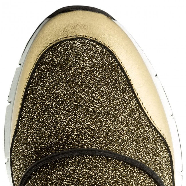 Halbschuhe LIU JO                                                      Running Slip-On B18007 T2028 Gold 00529 12c245