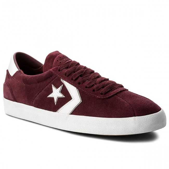 Sneakers CONVERSE-Breakpoint Pro Ox 159697C Deep Bordeau/Dolphin/White