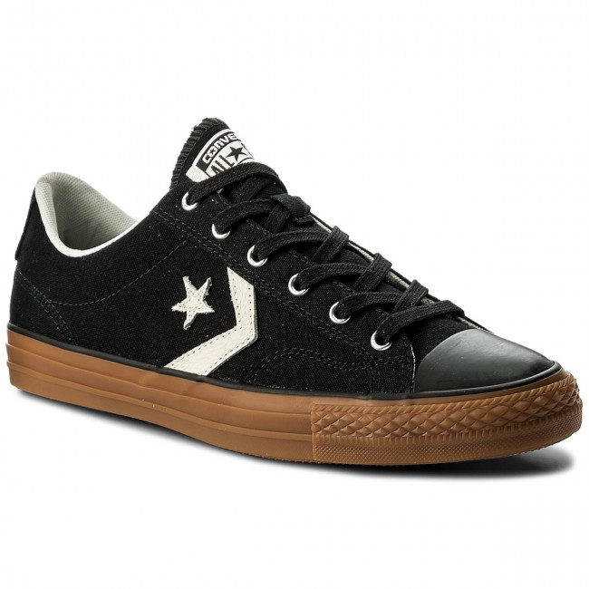 Sportschuhe CONVERSE-Star Player Ox 159741C Black/Egret/Honey