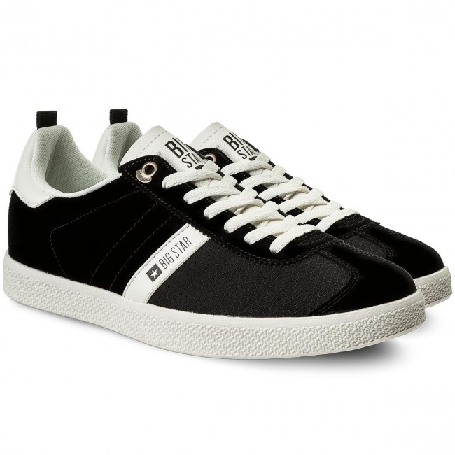 Sneakers BIG STAR - AA174131 Black rXuaWW