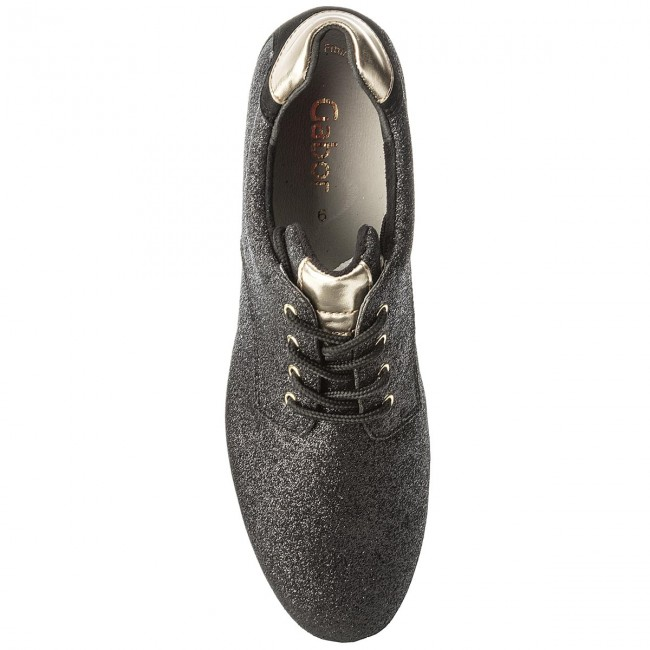 Sneakers  GABOR     Sneakers                                                64.320.47 Schwarz/Platino a08bd6