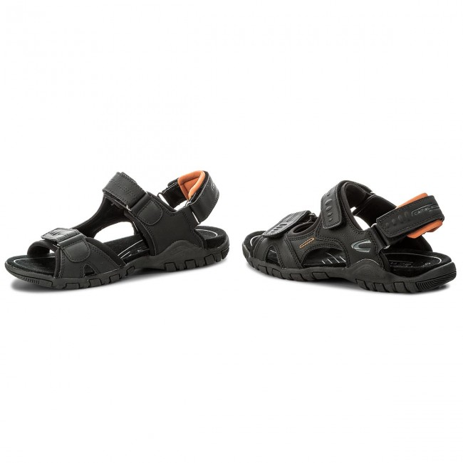 Sandalen CAMEL ACTIVE-Ocean 422.11.04 422.11.04 422.11.04 Black(Orange) 4b7b5e