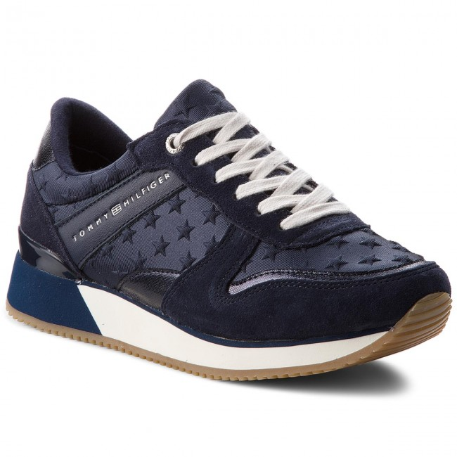 Sneakers TOMMY HILFIGER Star Midnight Sneaker FW0FW02806 Midnight Star 403 b61d47