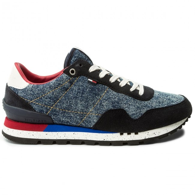 Sneakers TOMMY JEANS-Lifestyle JEANS-Lifestyle TOMMY TurnschuheEM0EM00088 Denim 404 867ef5