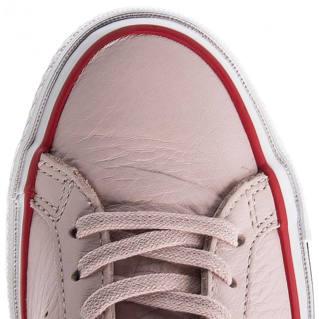 Turnschuhe CONVERSE                                                      One Star Ox 160623C Barely Rose/Gym ROT/Weiß 191b71