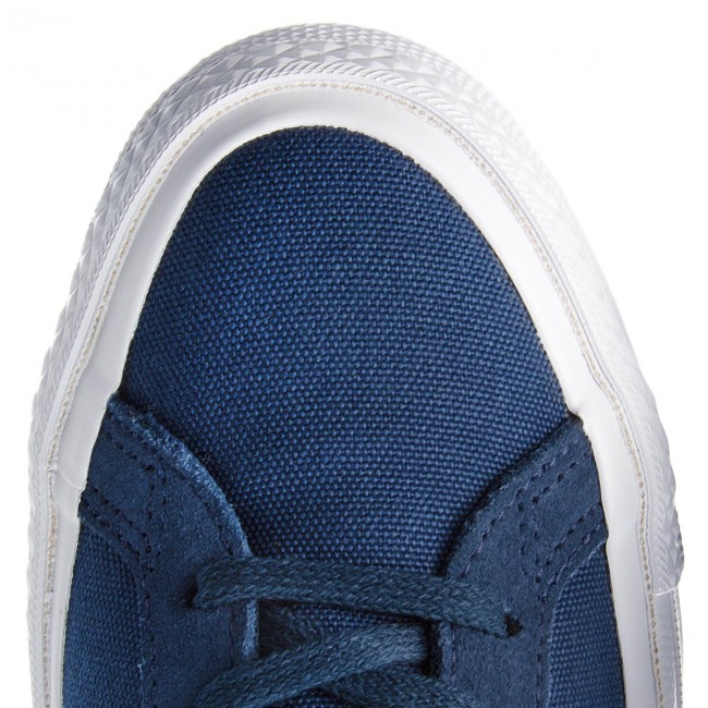 Turnschuhe CONVERSE                                                      One Star Ox 160598C Navy/Weiß/Ocean Bliss 21b877