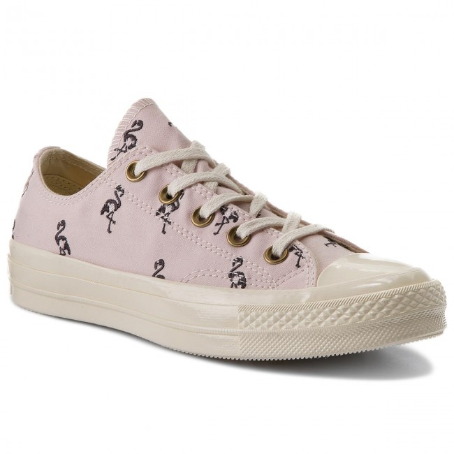Sportschuhe CONVERSE - Ctas 70 Ox 160506C Barely Rose/Almost Black/Egret tpkjw140
