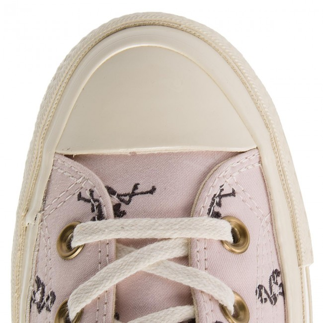 Sportschuhe CONVERSE                                                      Ctas 70 Ox 160506C Barely Rose/Almost schwarz/Egret 0685a7