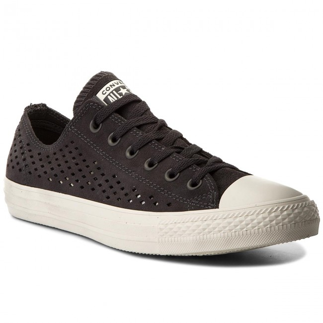 Sportschuhe CONVERSE-Ctas Ox 160464C Almost Black/Almost Black