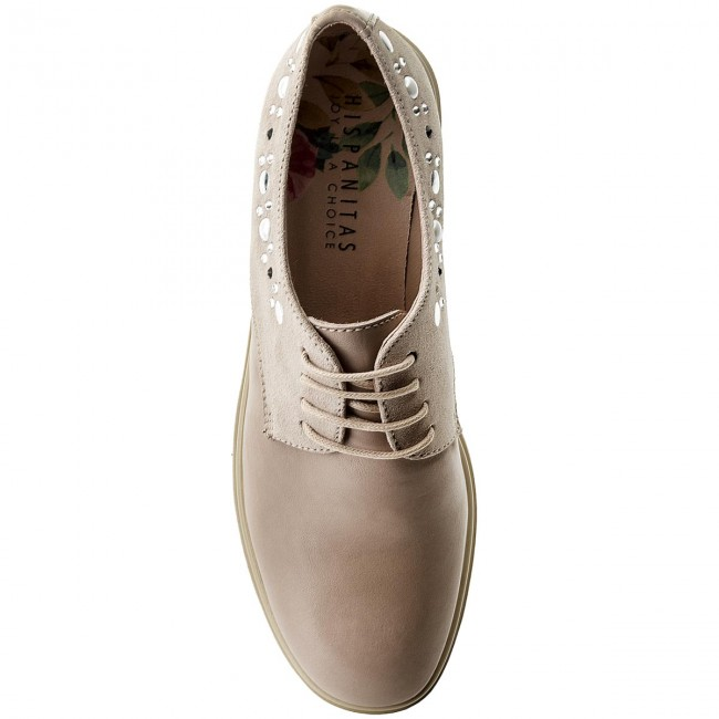 Oxfords HISPANITAS                                                      Ibiza HV86849 Nougat d85c6c