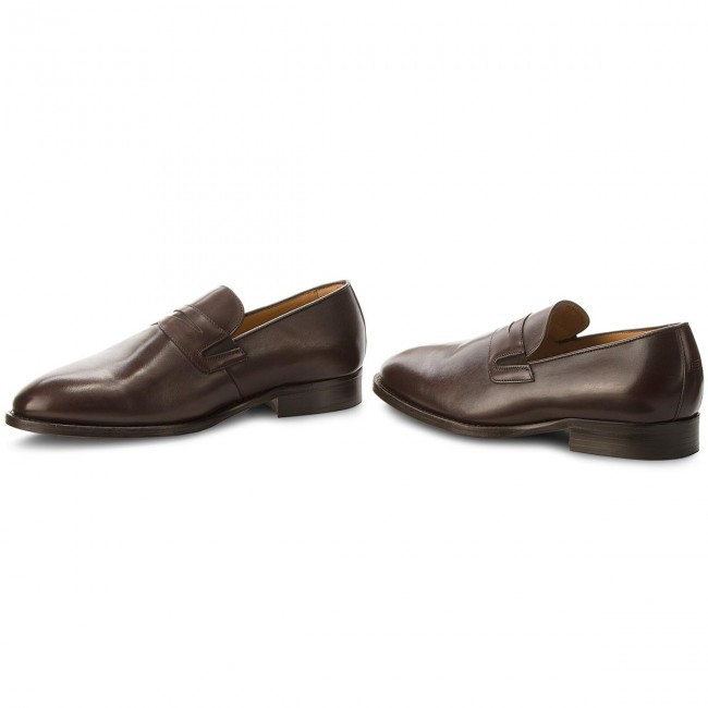 Halbschuhe TOMMY HILFIGER-Classic TailoROT Loafer 212 FM0FM01541 Coffee Bean 212 Loafer 854bbf