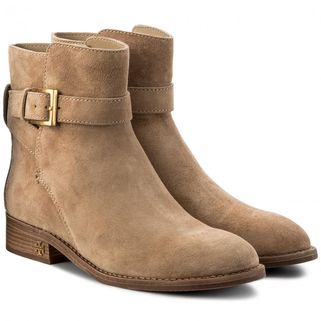 Stiefeletten TORY BURCH                                                      Brooke Ankle Bootie 45934 Perfect Sand 262 52d5bf