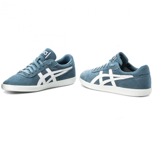Sneakers ASICS-TIGER Percussor Trs HL7R2 Provincial Blue/White 4201 Werbe Schuhe