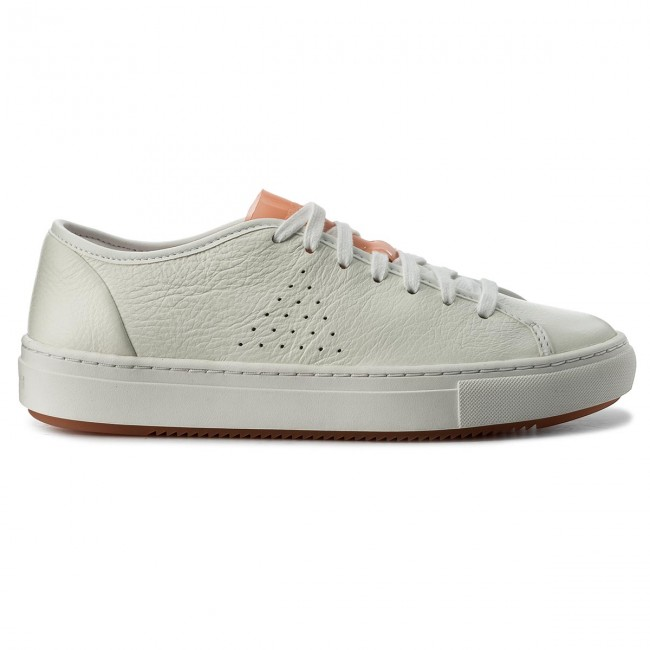 Sneakers LE COQ SPORTIF                                                      Jane 1810042 Optical Weiß/Papaya 100d4d