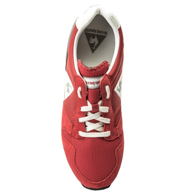 Sneakers LE SPORTIF-Omega COQ SPORTIF-Omega LE 1810188 Vintage ROT 652ede