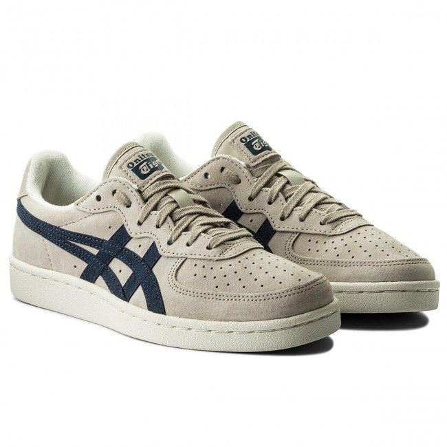Sneakers ASICS                                                      ONITSUKA TIGER Gsm D5K1L  Feather Grau/Dark Blau 1249 03db33