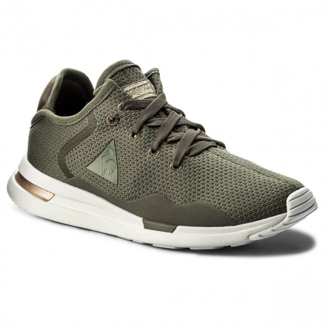 Sneakers LE COQ SPORTIF Solas W Sparkly 1810337 Olive Night/Old Bras
