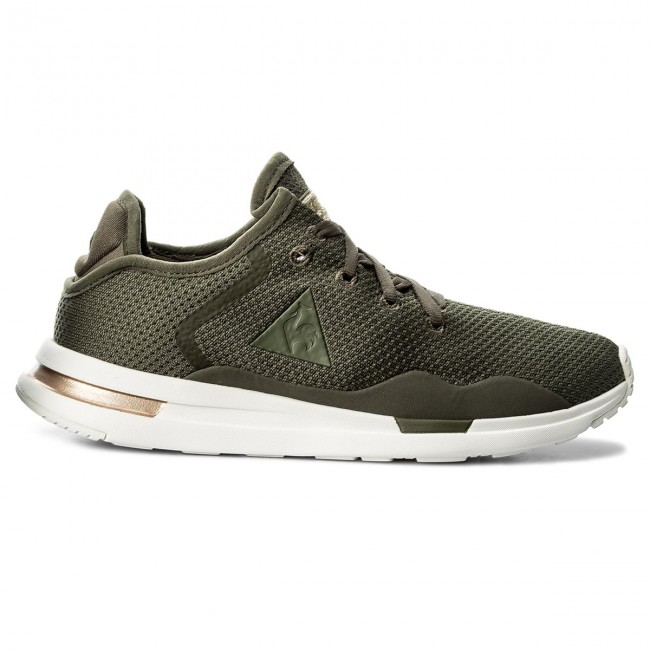Sneakers LE COQ SPORTIF                                                      Solas W Sparkly 1810337 Olive Night/Old Bras 8fd8fe