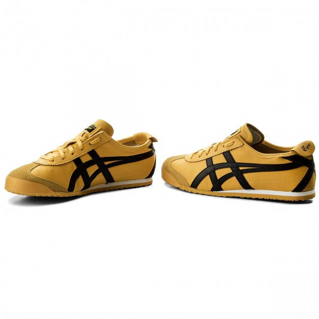 Sneakers ASICS-ONITSUKA TIGER Mexico Mexico TIGER 66 DL408 Yellow/schwarz 0490 2f93d7