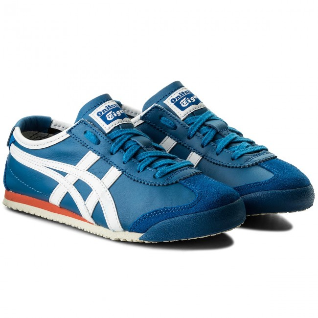 Sneakers ASICS-ONITSUKA TIGER Mexico Mexico TIGER 66 D4J2L Classic Blue/White 4201 Werbe Schuhe 963fd8