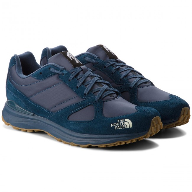 Trekkingschuhe THE NORTH FACE-Traverse Tr Nylon White T92RSX2RX Blue Wing Teal/Vintage White Nylon 42d769