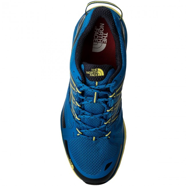 Trekkingschuhe THE T92UX54DB NORTH FACE-Hedgehog Fastpack Lite II Gtx GORE-TEX T92UX54DB THE Blue Quartz/Blazing Yellow a32a41