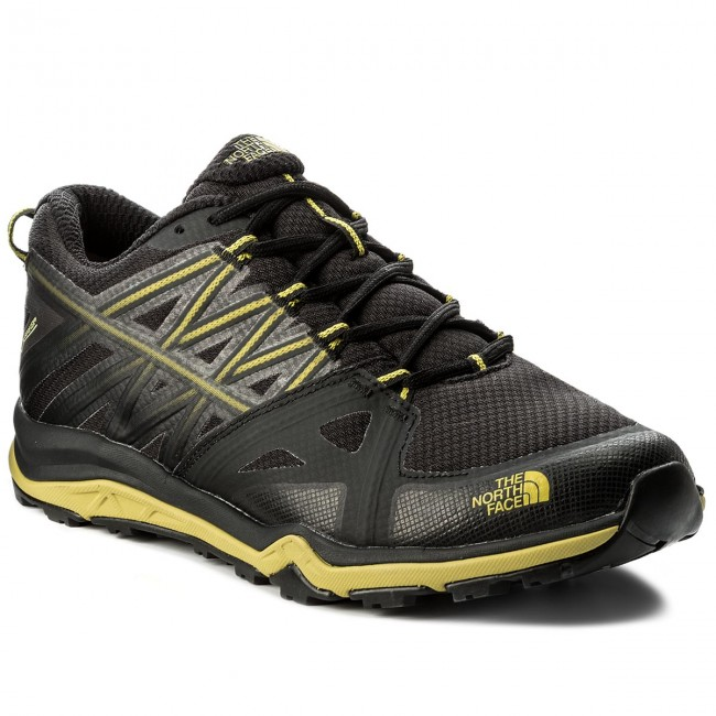 Trekkingschuhe THE NORTH FACE-Hedgehog Fastpack Lite II GTX GORE-TEX T92UX5CIV Tnf Black/Citronelle Green