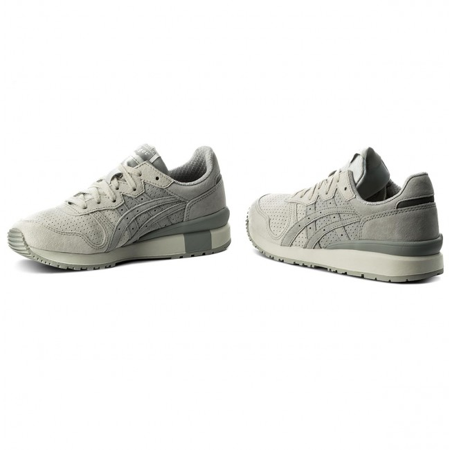 Sneakers ASICS-ONITSUKA TIGER Tiger Ally D701L Mid Schuhe Grey/Mid Grey 9096 Werbe Schuhe Mid af8c49