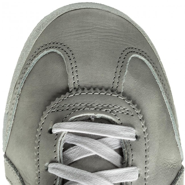 Sneakers 66 ASICS-ONITSUKA TIGER Mexico 66 Sneakers D8D0L Mid Grey/Mid Grey 9696 Werbe Schuhe 81b1e7