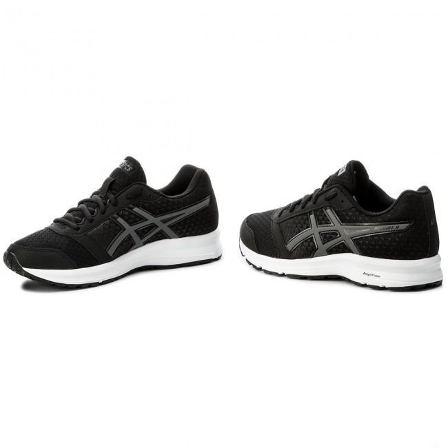 Schuhe ASICS-Patriot T823N 9 T823N ASICS-Patriot  Black/Carbon/White 9097 e72791