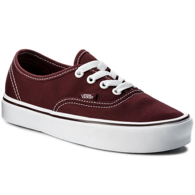 Turnschuhe VANS-Authentic Lite VN0A2Z5JMC0 (Canvas) Port Royale/TrWht