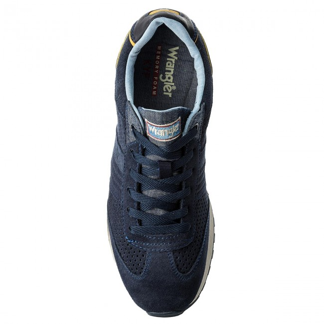 Sneakers WRANGLER-Beyond WRANGLER-Beyond Sneakers City WM181091 Navy 16 f38415