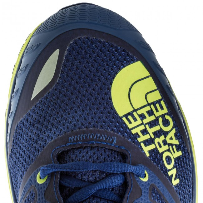 Schuhe THE NORTH FACE-Ultra Blau/Dayglo Endurance II T939IE4CU Brit Blau/Dayglo FACE-Ultra Yellow c8c08e